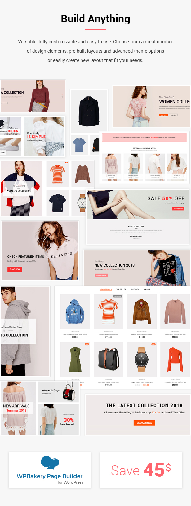 Adiva | ECommerce tema WordPress