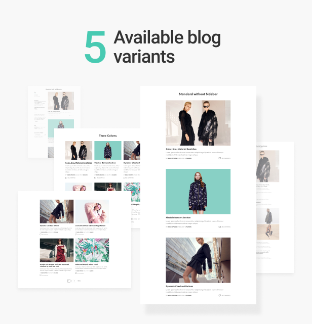 Yanka | Responsive WordPress Theme